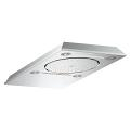 "Rainshower F-Series 15"" Douche de tête 3 jets 27938 001"