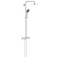 Vitalio Joy System XXL 210 Shower system with thermostat for wall mounting 27965 000