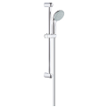 New Tempesta 100 Shower rail set 2 sprays 28438 001