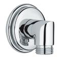 "Sinfonia Shower outlet elbow, 1/2"" 28973 000"