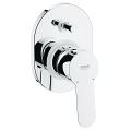 BauEdge Single-lever bath/shower mixer 29039 000