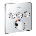 SmartControl Concealed mixer with 3 valves 29149 000