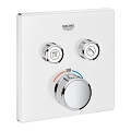 Grohtherm SmartControl Thermostat for concealed installation with 2 valves 29156 LS0