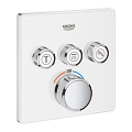 Grohtherm SmartControl Thermostat for concealed installation with 3 valves 29157 LS0