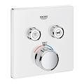 Grohtherm SmartControl Dual Function Thermostatic Trim with Control Module 29164 LS0