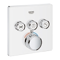 Grohtherm SmartControl Triple Function Thermostatic Trim with Control Module 29165 LS0