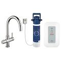 GROHE Red Duo Armatur og Single-vandvarmer (4 l) 30041 000