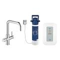 GROHE Red Duo Armatur og Single-vandvarmer (4 l) 30149 000