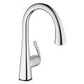 "Zedra Touch Electronic single-lever sink mixer 1/2"" 30219 001"