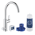 GROHE Blue Pure BauCurve Starter Kit 30385 000