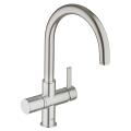 "GROHE Blue Single-lever sink mixer 1/2"" Bi-Flow 31093 DC0"