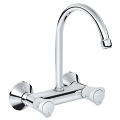 "Costa L Wall sink mixer 1/2"" 31191 001"