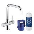 GROHE Blue Pure Kit de démarrage 31299 001