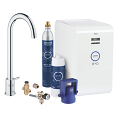 GROHE Blue® Mono Chilled and Sparkling Starter kit 31302 001