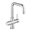 "GROHE Blue® Single-lever sink mixer 1/2"" 31303 000"