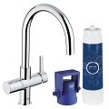 GROHE Blue UltraSafe Pure Starter Kit 31328 000