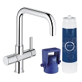 GROHE Blue UltraSafe Pure Starter kit 31329 000