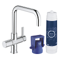 GROHE Blue UltraSafe Pure Starter kit 31329 001