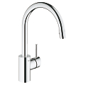 Single-lever sink mixer 1/2""