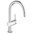 "Minta Touch Electronic single-lever sink mixer 1/2"" 31358 001"