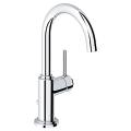 "Atrio Single-lever basin mixer 1/2"" L-Size 32042 001"
