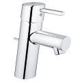 "Concetto Single-lever basin mixer 1/2"" S-Size 32204 10E"