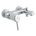"Concetto Single-lever bath mixer 1/2"" 32211 001"