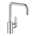 "Eurodisc Cosmopolitan Single-lever sink mixer 1/2"" 32259 003"