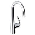 "Zedra Single-lever sink mixer 1/2"" 32296 000"