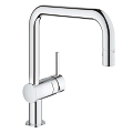 "Minta Single-lever sink mixer 1/2"" 32319 000"