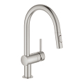 "Minta Single-lever sink mixer 1/2"" 32321 DC2"