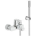 Quadra Single-lever bath/shower mixer 32639 000