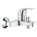 GROHE BauCurve Single-lever bath/shower mixer 32806 000