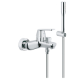 Eurosmart Cosmopolitan Single-lever bath/shower mixer 32832 000