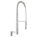 "K7 Single-lever sink mixer 1/2"" 32893 000"