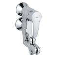 "欧瑞士达 Vertica-One-Hand-Bath Mixer, 1/2"" 32992 001"