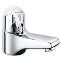 "Euroeco Special / SSC Single-lever safety basin mixer 1/2"" 33108 000"