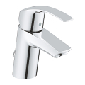 "Eurosmart Single-lever basin mixer 1/2"" S-Size 33188 002"