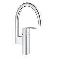 "Eurosmart Single-lever sink mixer 1/2"" 33202 002"