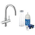 GROHE Blue Pure Kitchen Faucet Starter Kit 31312 000