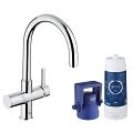 GROHE Blue Pure Kit de démarrage 33249 001