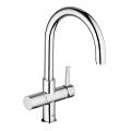 "GROHE Blue Single-lever sink mixer 1/2"" Bi-Flow 33251 000"
