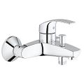 "Eurosmart Single-lever bath mixer 1/2"" 33300 002"