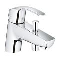 "Eurosmart Single-lever bath mixer 1/2"" 33412 002"