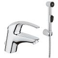 Eurosmart Hygienica Single-lever basin mixer S-Size 33462 001