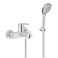 "Europlus Single-lever bath mixer 1/2"" 33547 002"