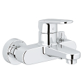 "Europlus Single-lever bath mixer 1/2"" 33553 002"