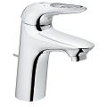"Eurostyle Single-lever basin mixer 1/2"" S-Size 33558 003"