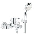 "Eurostyle Cosmopolitan Single-lever bath mixer 1/2"" 33592 20A"