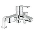 "Eurostyle Cosmopolitan Single-lever bath/shower mixer 1/2"" 33612 002"